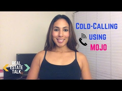 Real Estate Agent Tips: How to Get Listing Appointments Cold Calling on Mojo