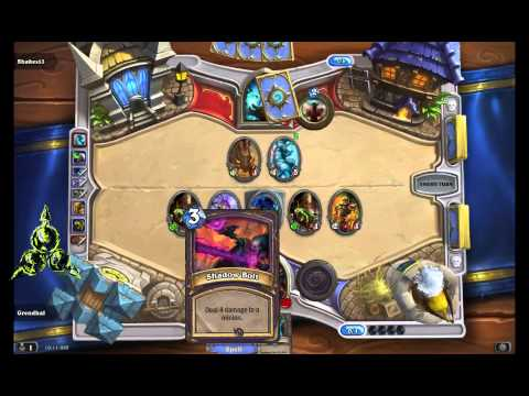 Murloc Rush Deck OP and I was banned from Reddit