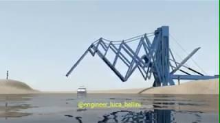 جسر ولكن !