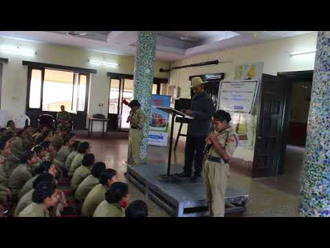 Join NCC: Capt. Swaminathan Session on Personality Development