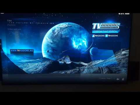 GenesisTv  How to CLEAR your CACHE in KODI