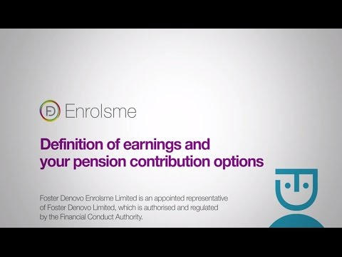 Workplace pension - How to choose your contribution options