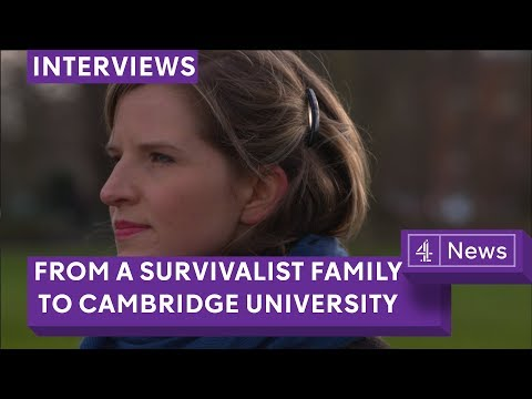 How I Escaped From a Survivalist Family