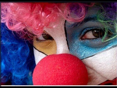 Kid's Clown Halloween Costumes