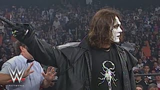 WWE Network: Sting takes out the NWO– WCW Monday Nitro, Sept. 29, 1997