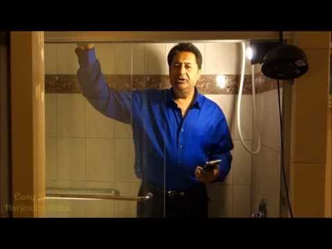 Tips & Tricks: How to Clean Glass Shower Doors | Remove Hard Water Stains | Remove Calcium Build Up