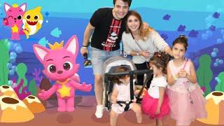 Baby Shark Party Ideas For Birthday 1 بيبي شارك حفلات