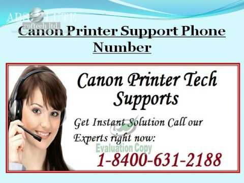 Canon Printer Tech Support | Absolute Softech Ltd
