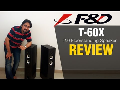 F&D T60X Fenda Speaker Review