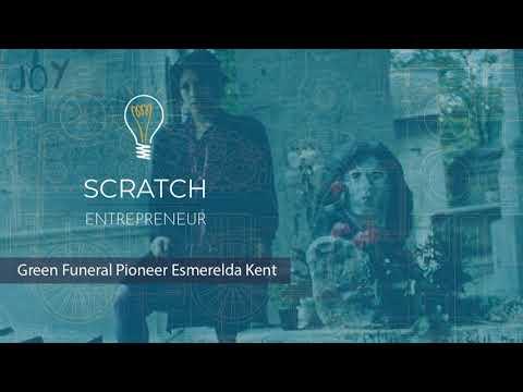 The Story of Green Funeral Pioneer Esmerelda Kent