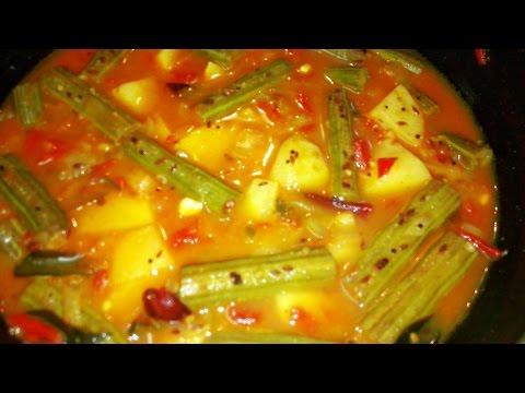 drumstick recipes |  Drumstick & Potato masala curry  | indian potato curry | sargava sing nu shaak
