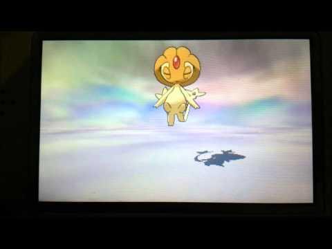 Shiny Pokémon Hunting - Uxie, Mesprit and Azelf