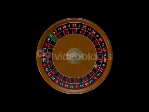 roulette wheel seen from above spinning on black background x15nomhd  PM