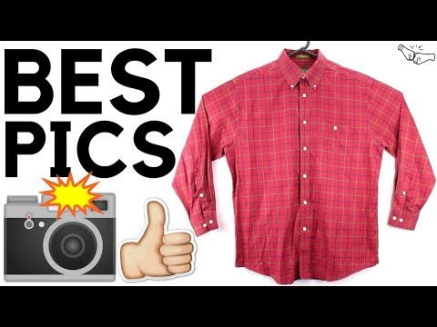 How to take PERFECT PRODUCT PICTURES for eBay & Amazon 2018!