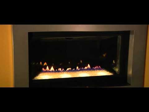 Crystallo Napoleon Fireplace BGD36CFG - eFireplaceStore.com