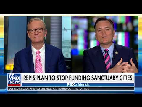 Messer Joins Fox & Friends to Discuss Bill Stopping Illegal Immigrant Bonus for Sanctuary Cities