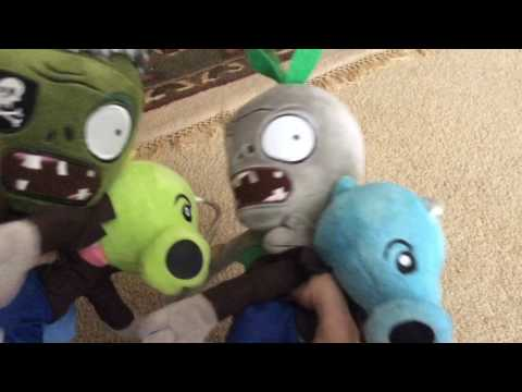 Plants vs. Zombies Plush: Ice Ice Yeti
