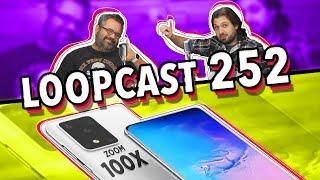 CÂMERA DO GALAXY S11 COM ZOOM DE 100X! Loopcast 252!