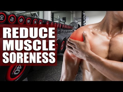 5 Tips To Relieve Muscle Soreness Post Workout (DOMS)