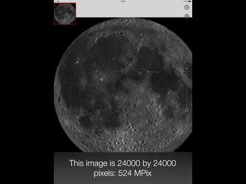 Viewer for Very Large Images on  iPad