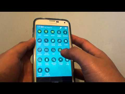 Samsung Galaxy S5: Home Touch Key and Back Key Light Not Lit Up