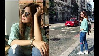 Maya Ali is Enjoying in London!