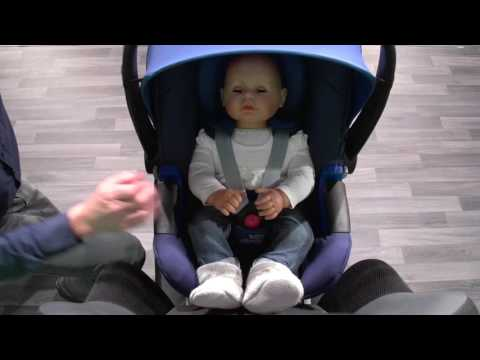 BABY SAFE i SIZE   Installing the Seat