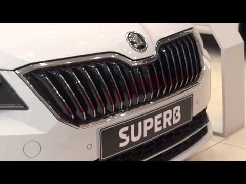 2017 Skoda Superb Facelift Exterior and Interior | Rival to Toyota Camry, Audi A3, Benz CLA ???