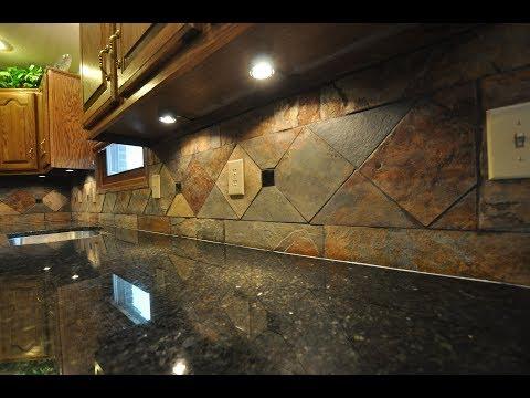 Natural Slate Tile  for Bathroom Designs UK
