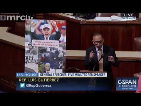 Gutierrez: Immigrants Waiting For Chelsea Clinton Presidency