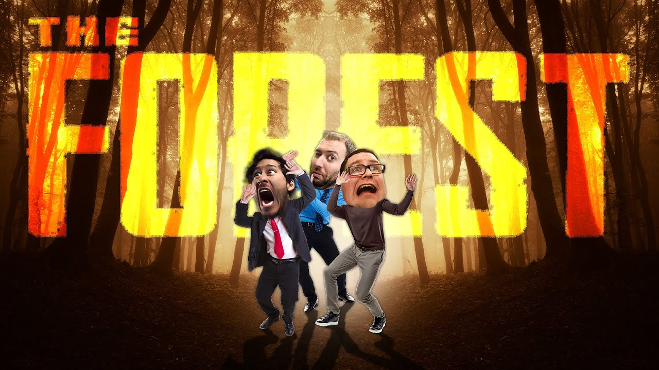 THE TERROR OF THE TREES | The Forest