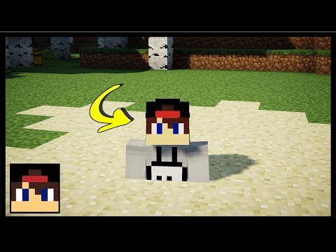 ✔ Minecraft: How To Make Quicksand | MCPE (No Mods Or Addons!)