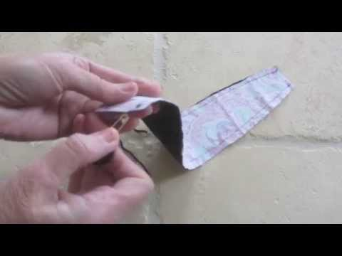 Sewing Tips and Tricks Turn Fabric Right Side Out