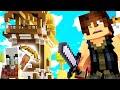 Attaque d'une Tour de Pillards sur Minecraft survie #4