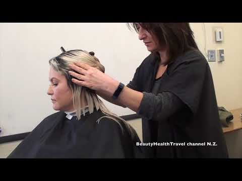 Haircutting: A Line and Layers class/education