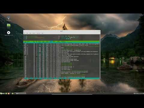 Linux Mint 19 RAM usage?