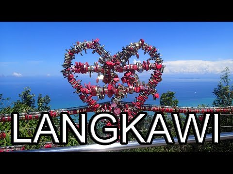 Langkawi Cable Car and SkyBridge