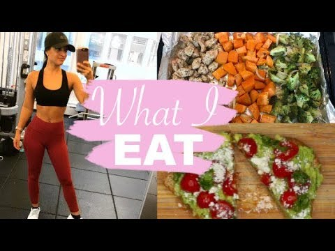 What I Eat In A Day | Prevent Bloating + Healthy Gut