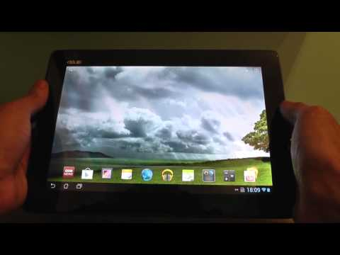 Asus Transformer Pad Tf300T Tablet Review