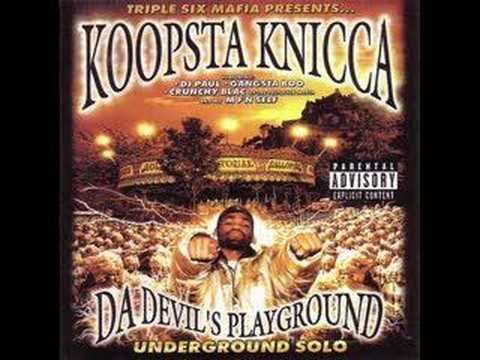 Koopsta Knicca - Crucifix ft. DJ Paul