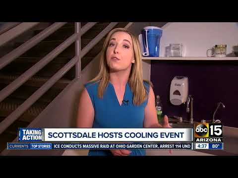 Learn how to cut cooling costs in Scottsdale on Thursday