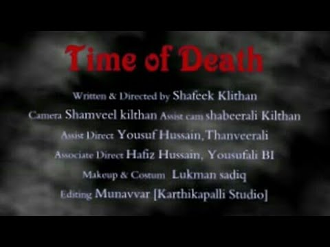 Official Trailer: Time of Death | A Horror shortfilm from Lakshadweep