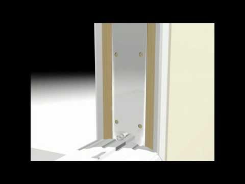 Glassblocks   008   Glass Block Instructional Clip   Easifix