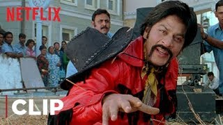 Yenna Rascala, Mind It! | Om Shanti Om | Netflix India