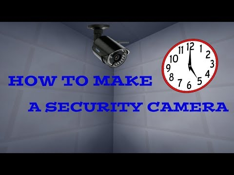 HOW TO MAKE A SECURITY CAMERA?!? | Command Block Creation