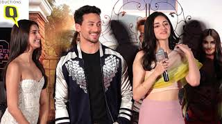 Download Tiger Shroff, Ananya Panday & Tara Sutaria at 'Student of the Year 2' Trailer Launch | The Quint Video