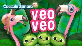 Veo Veo - Canzoni per bambini di Coccole Sonore