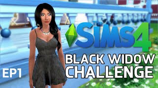 Download EP1 | Black Widow Challenge | SIMS 4 Video