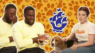 Interview with Kevin Hart and the Blue Peter dog goes wrong!