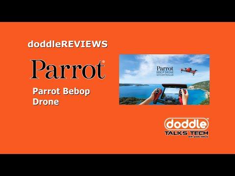 doddle REVIEWS: Parrot Bebop Flight Test
